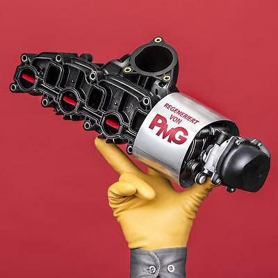 vollregeneriertes Saugrohr 2.0 TDI CR mit Stellmotor Kunststoffgeh/äuse