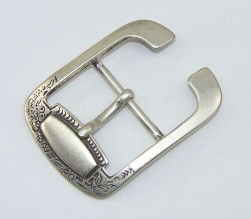 1 cierro adorno en la cintura hebilla 4 cm bastones 04.32//574