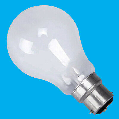 12x 150W Incandescent Frosted GLS Dimmable BC B22 Bayonet Cap Light Bulb lamp