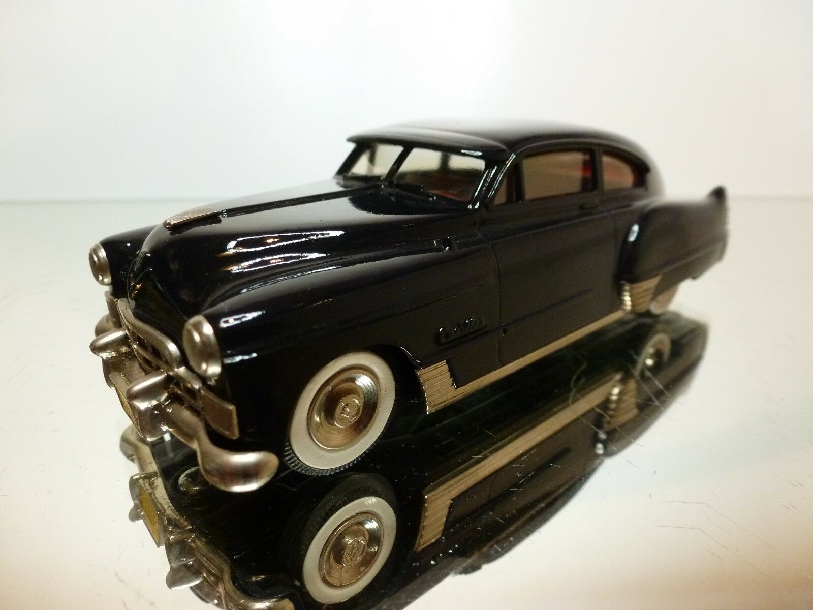 BROOKLIN BRK 40 - CADILLAC FAST BACK COUPE 1948 - 1 43 - EXCELLENT CODITION  - 7