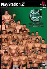 King of Colosseum Green Noah X Zero-one Playstation2 Japan 2003