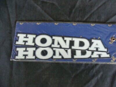 Adesivi Moto Honda