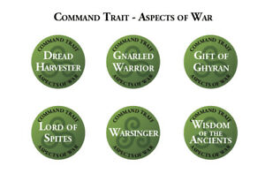 Details about 2nd Edition Sylvaneth Spells Traits & Artefact Tokens  Warhammer Age of Sigmar