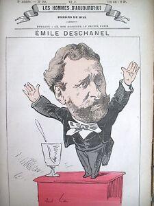 Emile-Deschanel-Deputy-Senator-Caricature-Gill-the-Men-Today-1878
