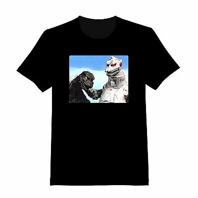 Godzilla vs Mechagodzilla #1 - Custom Adult T-Shirt (008)