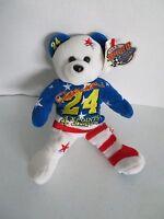 Nascar Jeff Gordon 24 Team Speed Bears 4x Points Champion 2001 & Numbered