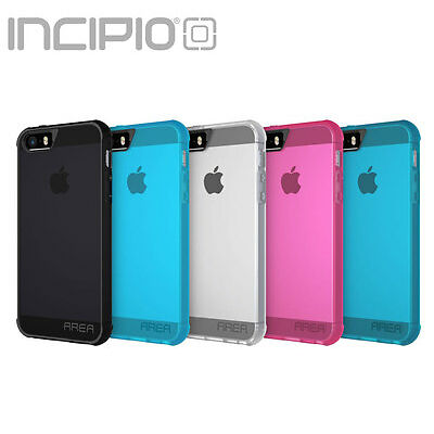 Area Incipio iPhone 5 5S SE Case NGP Hybrid Shockproof Ultra-Thin Slim TPU Cover