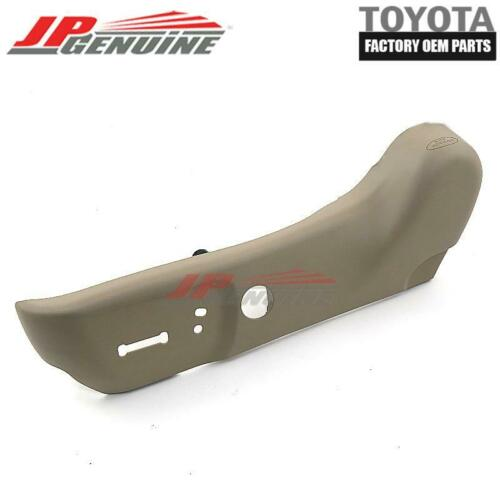 OUTER SEAT COVER FINISH PANEL 71812-06200-A0 GENUINE TOYOTA CAMRY OEM FRONT LH