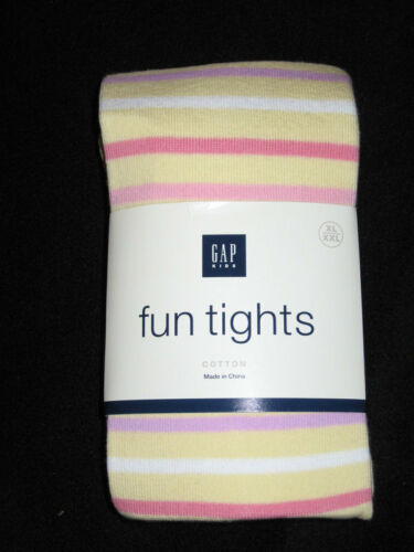 GAP KIDS Girls FASHION Fun TIGHTS Cotton Spandex Blend XXS XS S M L XL XXL u pic
