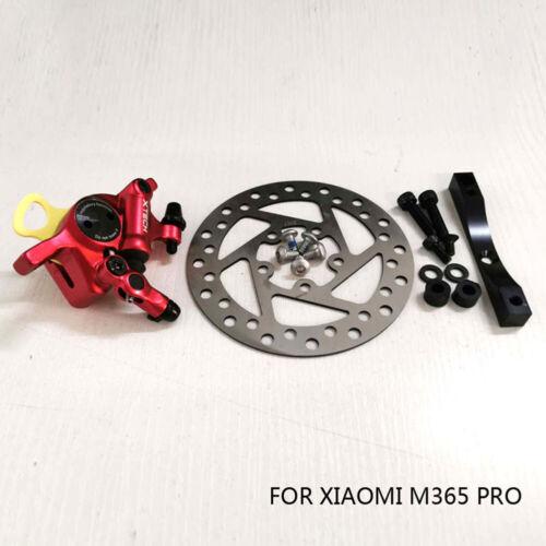 Neu Scheibenbremse System Halterung Stütze for xiaomi M365 Pro E-Scooter Zubehör