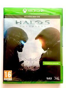 Halo-5-Guardians-Xbox-One-Neuf-Scelle-Scelle-Neuf-Produit-Nouveau-Retro-Eur