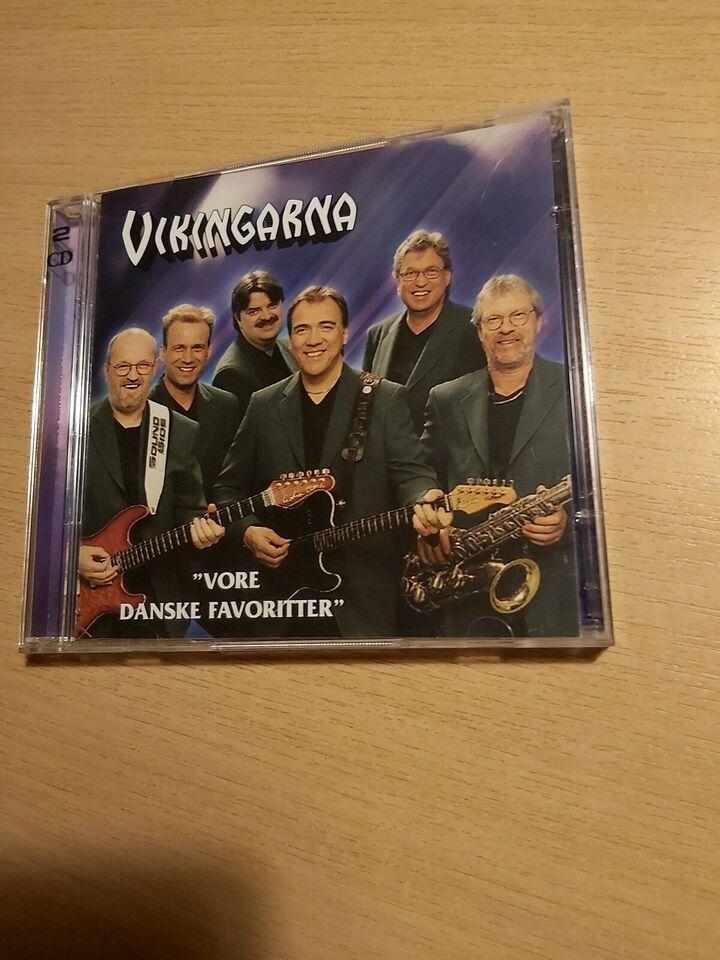 Vikingarna: Vore Danske favoritter, andet