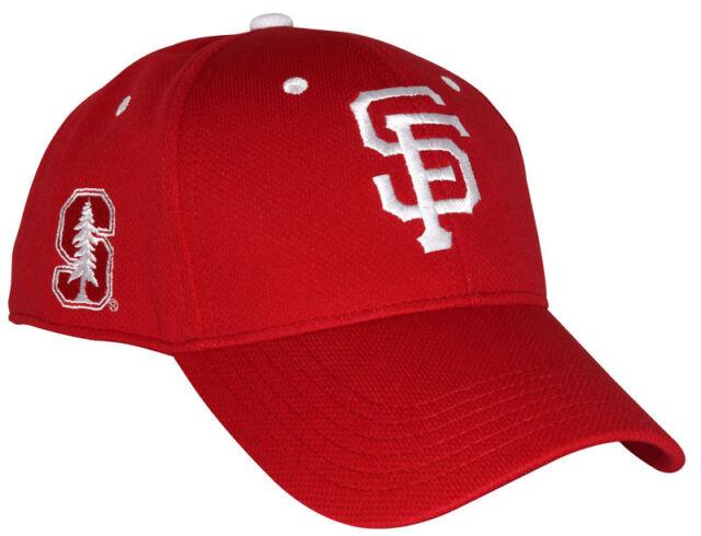 quality design 48e93 4f8da ... spain cap stanford university night sf giants hat sga 2016 red cardinal  snapback 4e275 ef6da