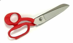 Left Hand Tailor Scissors Heavy Duty Stainless Steel Dressmaking Scissors 10/""