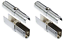 Wardrobe-Rail-Hanging-Connectors-Support-Brackets-Joiner-Oval-Polished-Chrome thumbnail 2