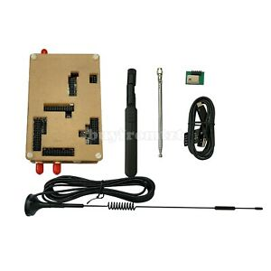 HackRF-One-Software-Defined-Radio-SDR-amp-Antennas-Bundle-Acrylic-Housing-Kit-B-sz