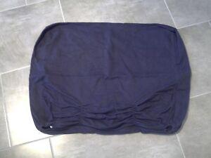 Ikea-Sofa-Bezug-Mysinge-Blau-Armlehne-Seitenteil-ca-B-70-x-H-60-cm