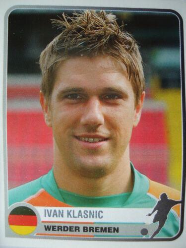 Panini 380 Ivan Klasnic Werder Bremen Champions Europe 1955-2005