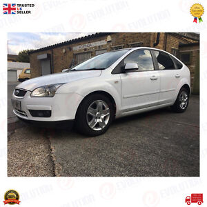 4 x styled ford focus mk2 c max mk2 16 wheel trim covers 2005 onward ebay. Black Bedroom Furniture Sets. Home Design Ideas