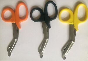 Tough-Cut-Utility-Bandage-Scissors-First-Aid-Kit-Student-Scissors-18cm