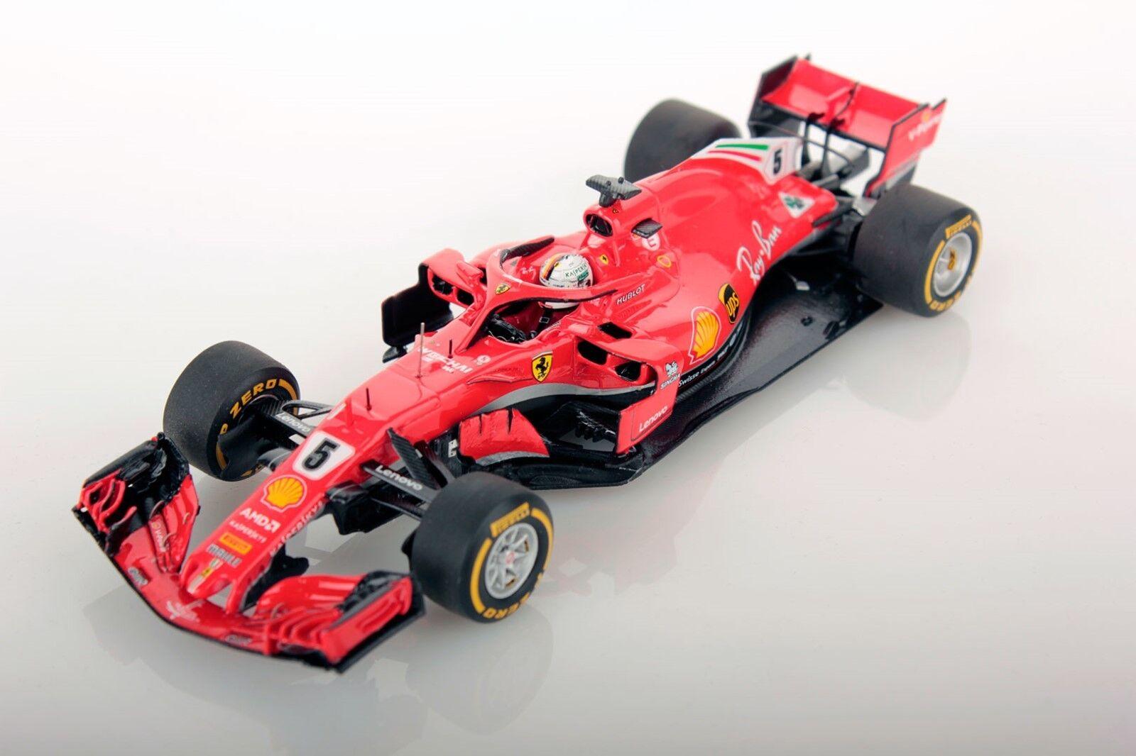 Looksmart FERRARI SF71-H WINNER 2018 AUSTRALIAN GP S. Vettel