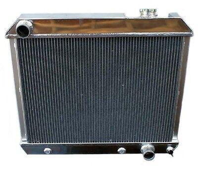 ALUMINUM RADIATOR FOR Pontiac Bonneville Catalina Grand Prix V8 1961-1966 65 64
