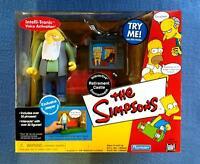 Retirement Castle Environment Jasper The Simpsons Wos Playmates Figure