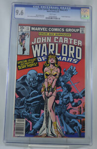 John-Carter-Warlord-of-Mars-11-CGC-9-6-Origin-Dejah-Thoris-Bondage-Cover