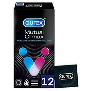 Durex Preservativos Climax Mutuo con Efecto Retardante 12 Condones