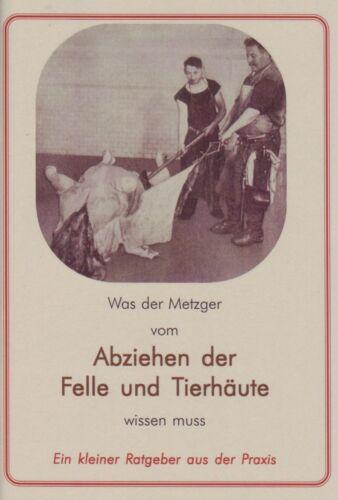 Metzger-Gürtel mit 2 Ochsenköpfen als Schließe