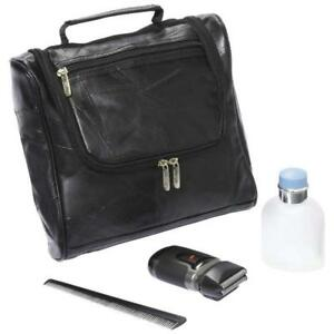 Embassy-Italian-Stone-Design-Genuine-Lambskin-Leather-Toiletry-Bag