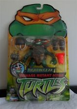 Vintage Platmates Ninja Turtles w/ Fightin Gear NEW