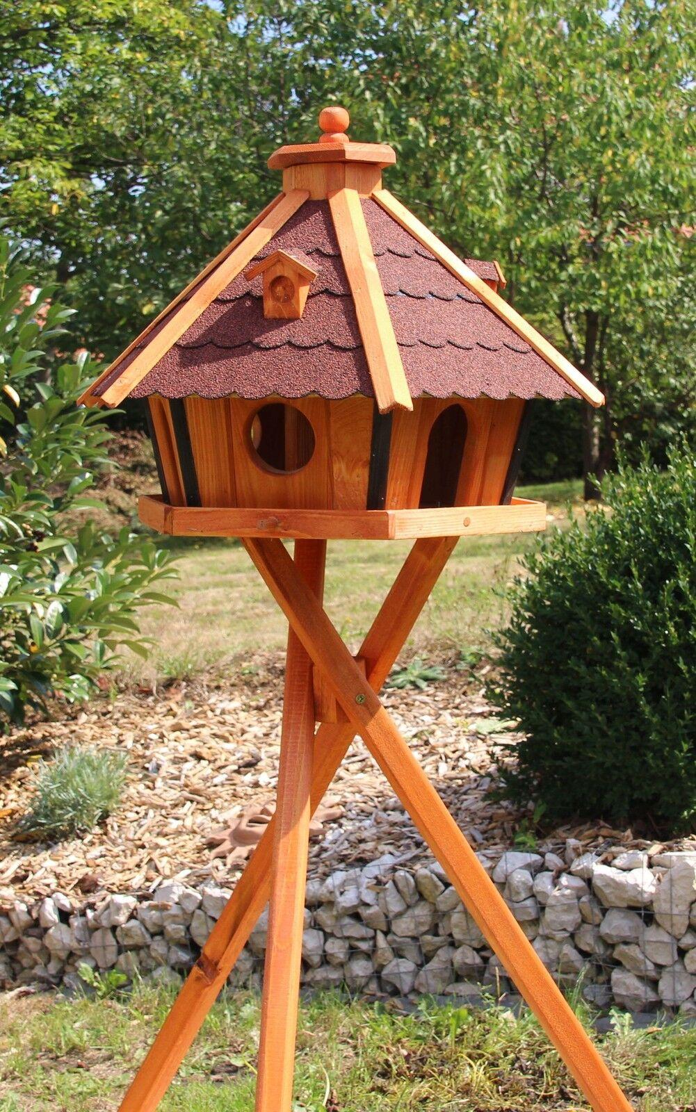 Maxi Vogelhaus Vogelhäuser 70 x 48 cm Typ 25 auch mit Ständer | Outlet Store  | Starke Hitze- und Hitzebeständigkeit  | Produktqualität