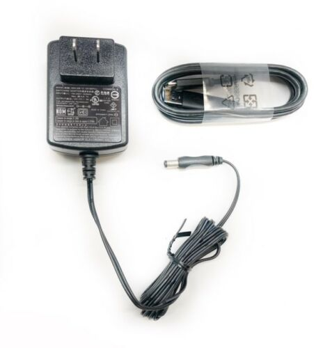 USB Cable ADS-25E-12 12018EPCU AC Adapter 12V 1.5A External Hard Drive Charger