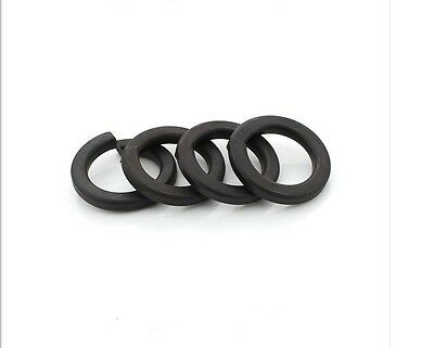 Spring Washer M2 To M12 Black Grade 8.8 Carbon Steel Split Lock Washer Gasket