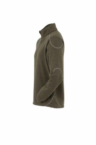 Planam Outdoor Strick /& Sweat Herren Cozy Pullover oliv Modell 3063