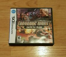 Advance Wars: Days of Ruin Complete (Nintendo DS, 2008)