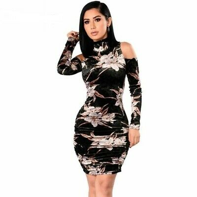 Vestidos De Moda Para Mujer Cortos Fiesta Noche Elegantes Casuales 2019 Ebay