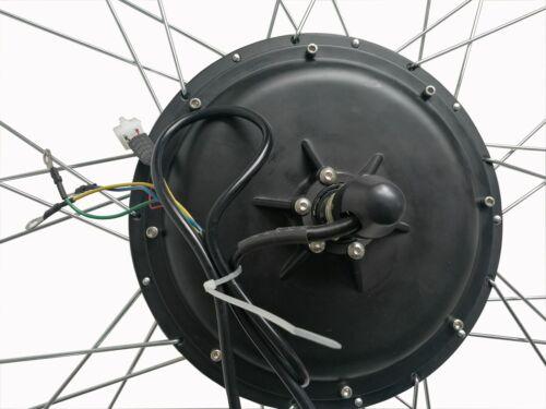 "28/"" Vorderrad Frontmotor E-Bike Conversion Kit Elektrofahrrad Umbausatz 36V 250W"