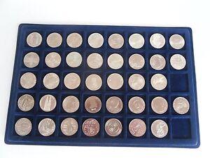 38-x-5-DM-Gedenkmuenzen-Stempelglanz-v-66-86-Silber-K-N