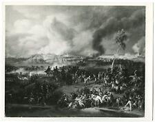 Napoleonic Wars - Vintage 8x10 Publication Photograph - Battle of Borodino