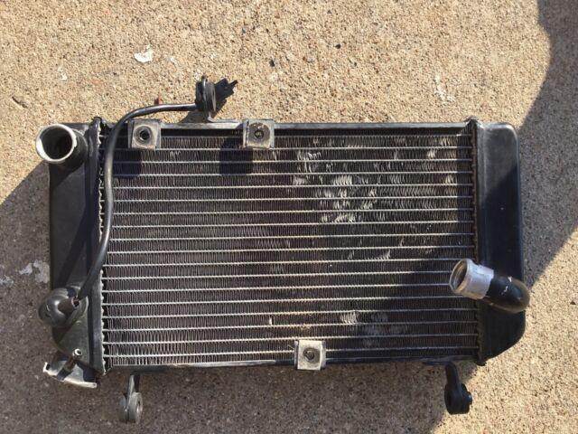 2002 Suzuki Sv650s Sv 650 S Engine Radiator Motor Cooler