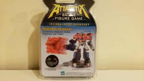 new in package Transformers Attacktix Booster Pack Hasbro, 2006