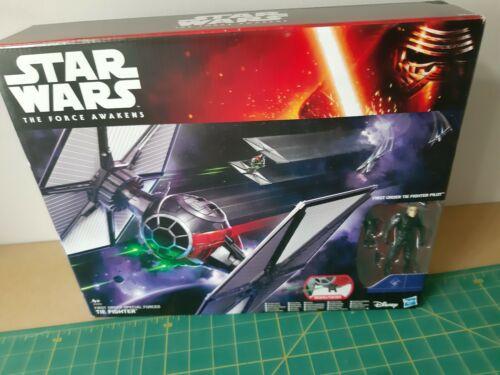 STAR Wars la forza si sveglia primo ordine delle forze speciali Tie Fighter