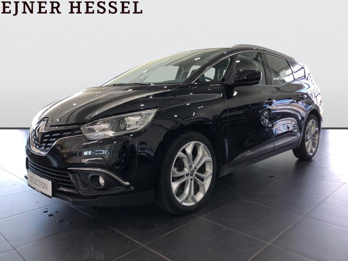Renault Grand Scenic IV 1,7 dCi 120 Zen EDC 5d - 279.900 kr.