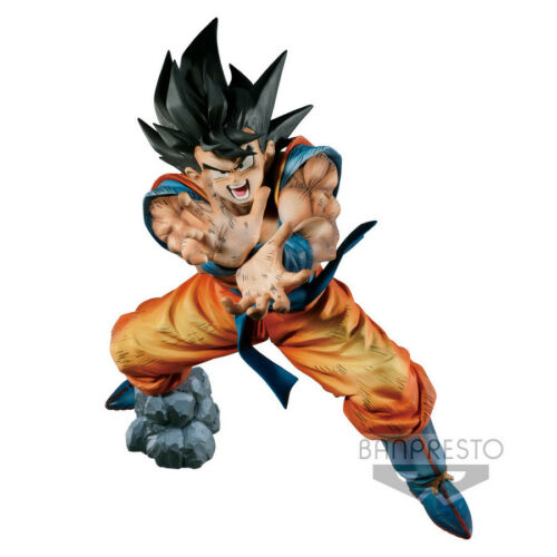 Dragonball Z Goku Super Kamehame-Ha Premium Color Master Stars Piece Figure