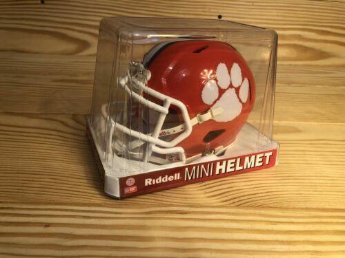 Miami Riddell Replica NCAA Mini Helmet 6-Pack Box New