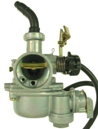Carburetor PZ19 Carb 50 70 90cc 100 110cc 125cc ATV sunl NST Chinese Cable choke