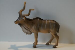 Schleich-14136-Kudu-Antilope-kudu-antelope-Wild-Life-Zoo-Raritaet