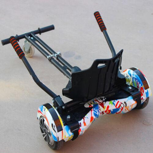 "Hover Kart Sitz Stand Ständer für 6.5/"" 8/'/' 10/"" Go Cart Hoverboard Scooter DHL"